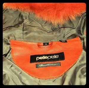 Leather Pelle Pelle Ladies Jacket